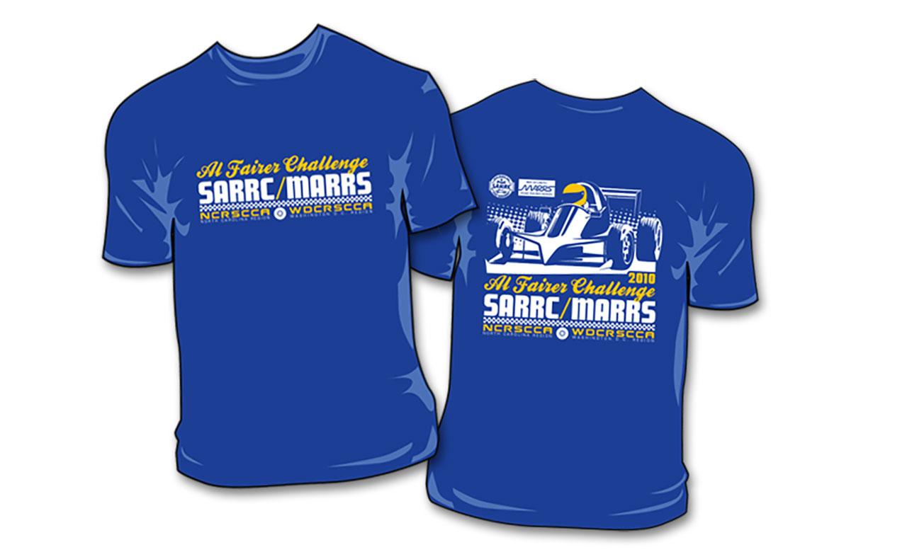 2010 SARRC MARRS Shirt