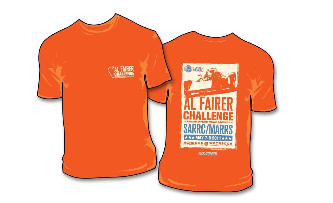 2011 SARRC MARRS Shirt