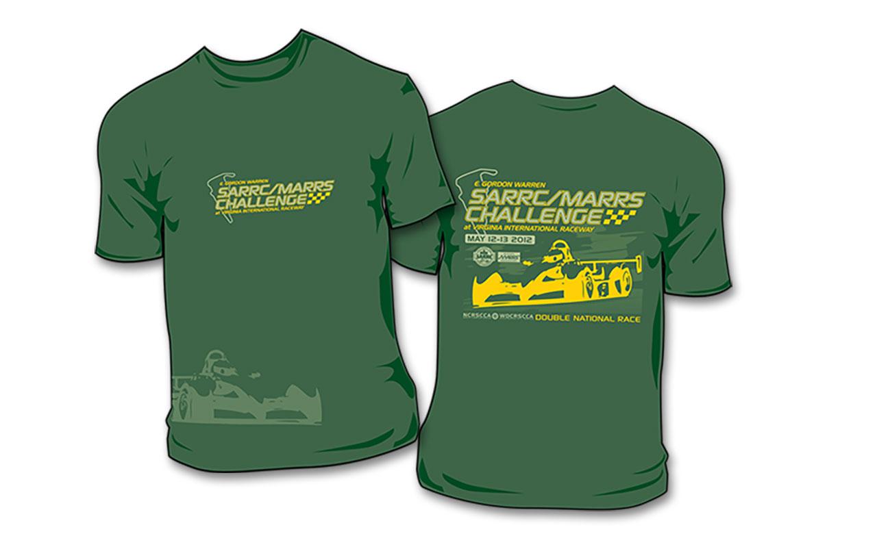 2012 SARRC MARRS Shirt