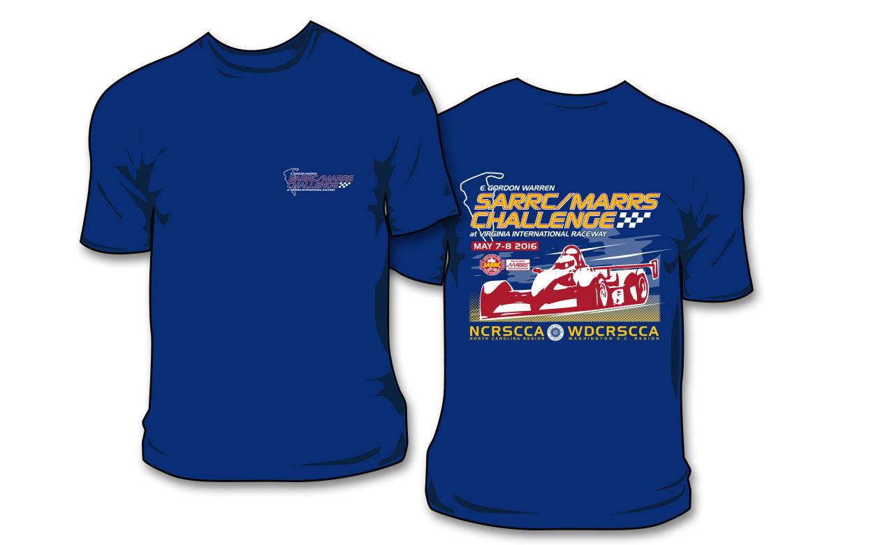 2016 SARRC MARRS Shirt